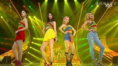 SBS Inkigayo Wonder Girls - Why So Lonely
